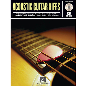 Acoustic Guitar Riffs - Third Edition