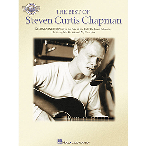 The Best of Steven Curtis Chapman - Fingerstyle Guitar