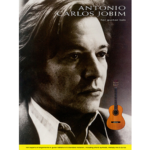 Antonio Carlos Jobim for Fingerstyle Guitar