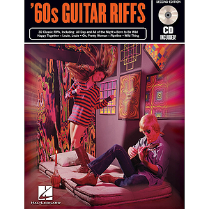'60s Guitar Riffs - 2nd Edition