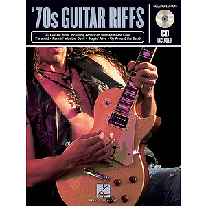 '70s Guitar Riffs - 2nd Edition