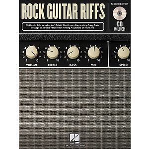 Rock Guitar Riffs - 2nd Edition