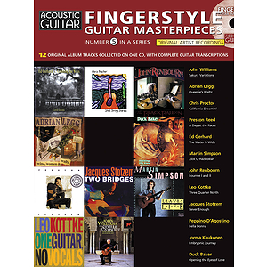Fingerstyle Guitar Masterpieces