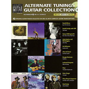 Alternate Tunings Guitar Collection