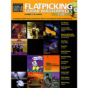 Flatpicking Guitar Masterpieces