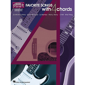 Favorite Songs with 4 Chords
