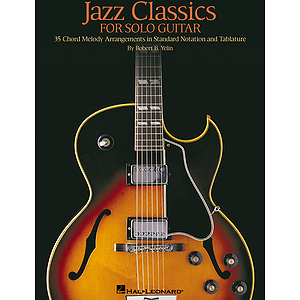 Jazz Classics for Solo Guitar