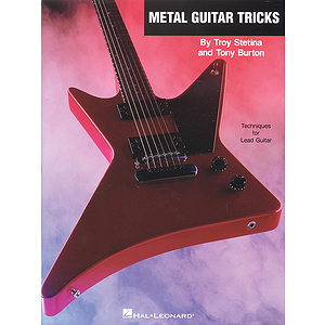 Heavy Metal Guitar Tricks