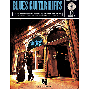 Blues Guitar Riffs - 2nd Edition