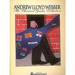 Andrew Lloyd Webber - The Classical Guitar Collection