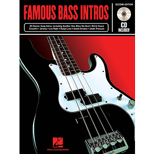 Famous Bass Intros