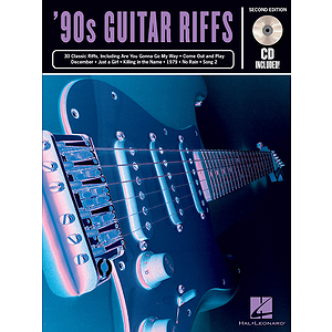 '90s Guitar Riffs - 2nd Edition