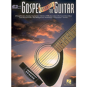 Gospel Favorites for Guitar
