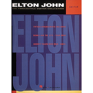 Elton John - The Fingerstyle Collection