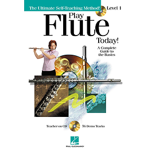Play Flute Today! - Level 1