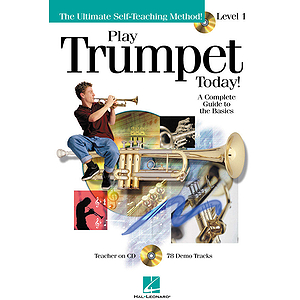 Play Trumpet Today! - Level 1