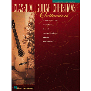 Classical Guitar Christmas Collection