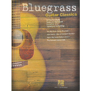 Bluegrass Guitar Classics