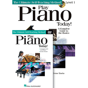 Play Piano Today! Beginner's Pack