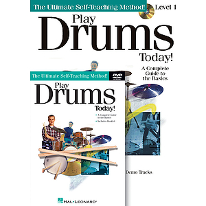 Play Drums Today! Beginner's Pack