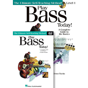 Play Bass Today! Beginner&#039;s Pack