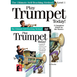 Play Trumpet Today! Beginner's Pack