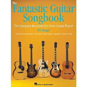 The Fantastic Guitar Songbook