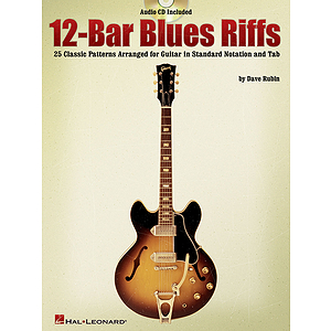 12-Bar Blues Riffs