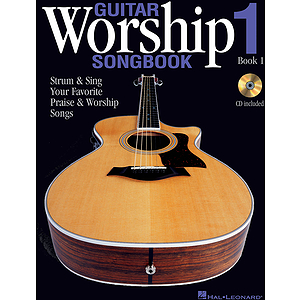 Guitar Worship Songbook, Book 1