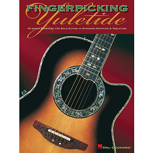 Fingerpicking Yuletide