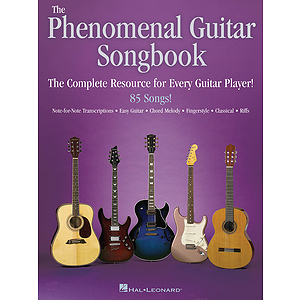 The Phenomenal Guitar Songbook