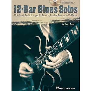 12-Bar Blues Solos