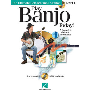 Play Banjo Today! Level One