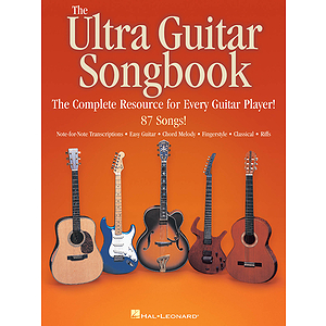 The Ultra Guitar Songbook