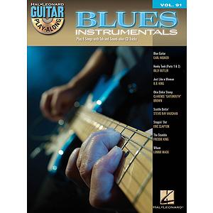 Blues Instrumentals