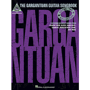 The Gargantuan Guitar Songbook