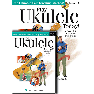 Play Ukulele Today! Beginner's Pack (DVD)