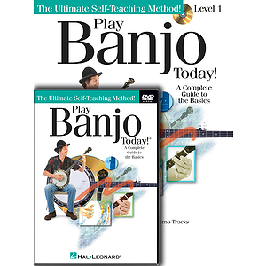 Play Banjo Today! Beginner's Pack (DVD)