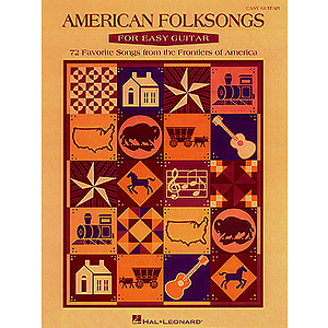 American Folksongs for Easy Guitar