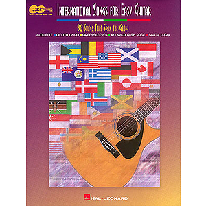 International Songs for Easy Guitar