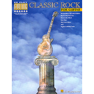 Classic Rock for Guitar