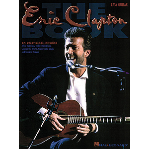 The Eric Clapton Book