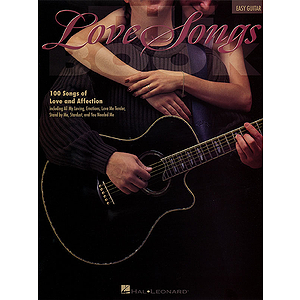 The Love Songs Book