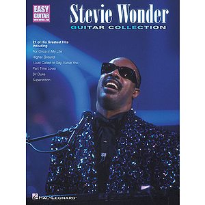 Stevie Wonder Guitar Collection
