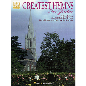 Greatest Hymns for Guitar