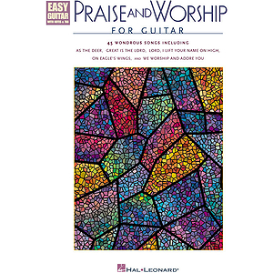 Praise and Worship for Guitar