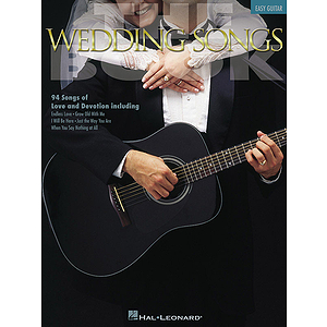 The Wedding Songs Book