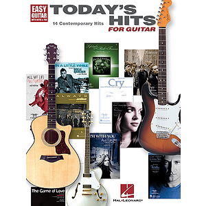 Today's Hits for Guitar
