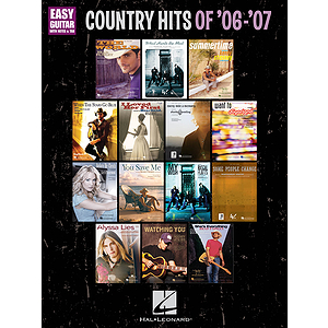 Country Hits of '06-'07