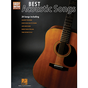 Best Acoustic Songs for Easy Guitar